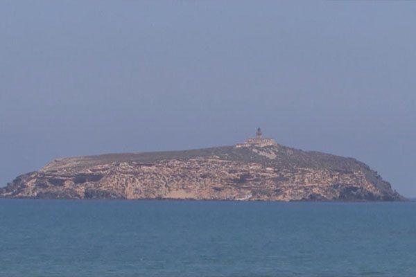 عين تيموشنت: جزيرة رشقون..جوهرة البحر الأبيض المتوسّط