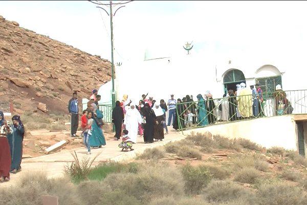 النعامة: وعدة سيدي أحمد المجدوب بعسلة مناسبة دينية اقتصادية وثقافية