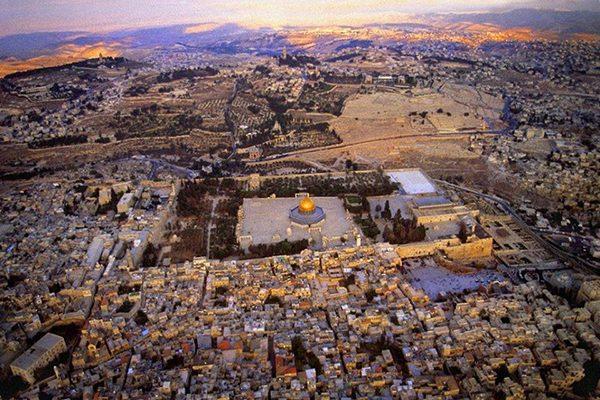 المسجد الأقصى تراث إسلامي خالص