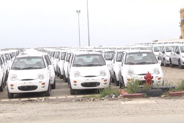 هبوط حاد في واردات السيارات بنسبة 71 بالمائة خلال السداسي الأول 2017