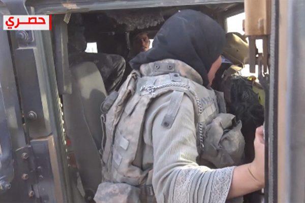 """كاميرا الشروق ترافق قوّات الأمن العراقية وترصد عمليات في الموصل ضد """"داعش"""""""