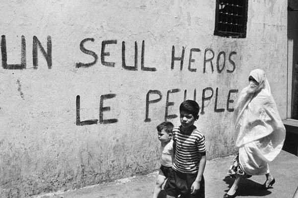 هاشتاغ #ذكري62_للثوره_الجزايريه في الصدارة