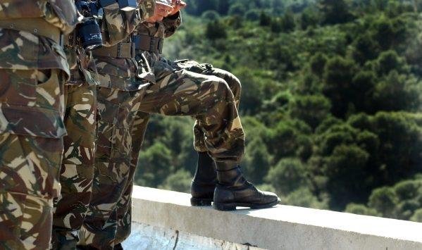 الجيش يواصل دحره للإرهاب والجريمة المنظمة