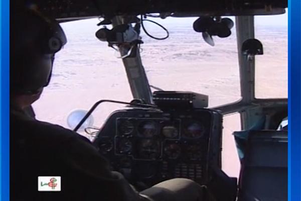 كاميرات وطائرات بدون طيار لتأمين الحدود الغربية للوطن
