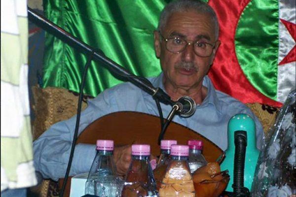 بوتفليقة يتكفل بعلاج الشيخ عمر الزاهي في الخارج