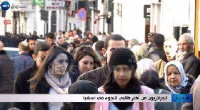 الجزائريون من أكثر طالبي اللجوء في إسبانيا