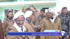 الجلفة… سكان ثلاث مناطق ريفية يحتجون بحد الصحاري