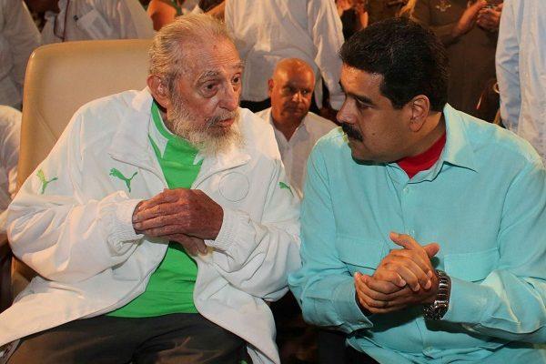 وفاة زعيم الثورة الكوبية فيدل كاسترو