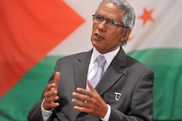 """وزير الخارجية الصحراوي: المغرب فشل في """"إقصائنا""""!"""