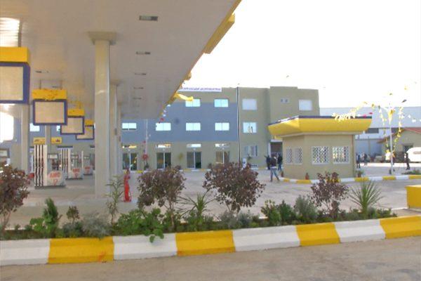 أول محطة للوقود في الجزائر من حيث التكنولوجيا العالية