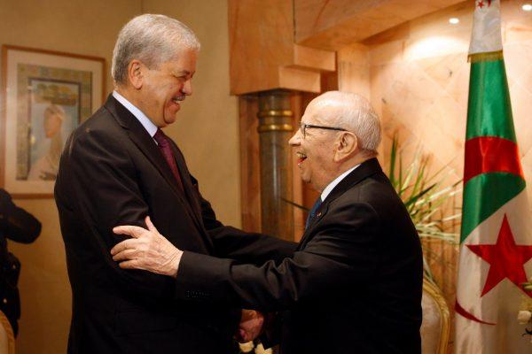 سلال والسّبسي يعيدان خطاب الأخوّة بين الجزائر وتونس