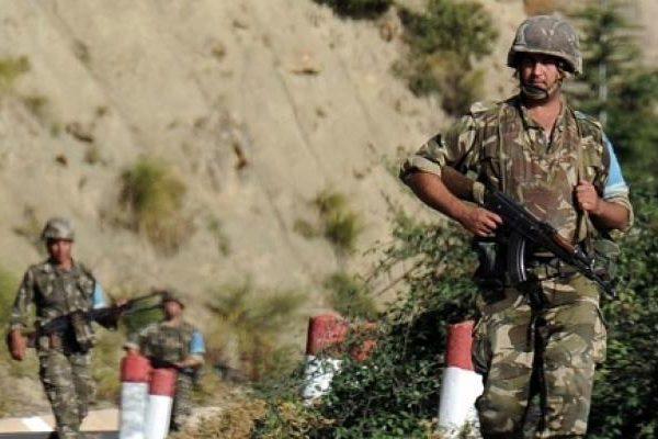 الجيش يدحض عنصرين من داعمي الجماعات الإرهابية