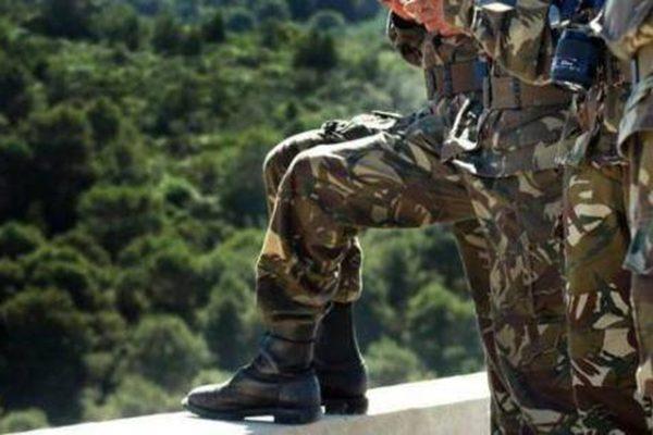 """مصادر """"الشروق نيوز:"""" قوات الجيش تحاصر إرهابي في عنابة"""