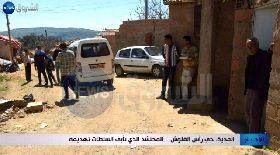 المدية / حي رأس القلوش… المحتشد الذي تأبى السلطات تهديمه